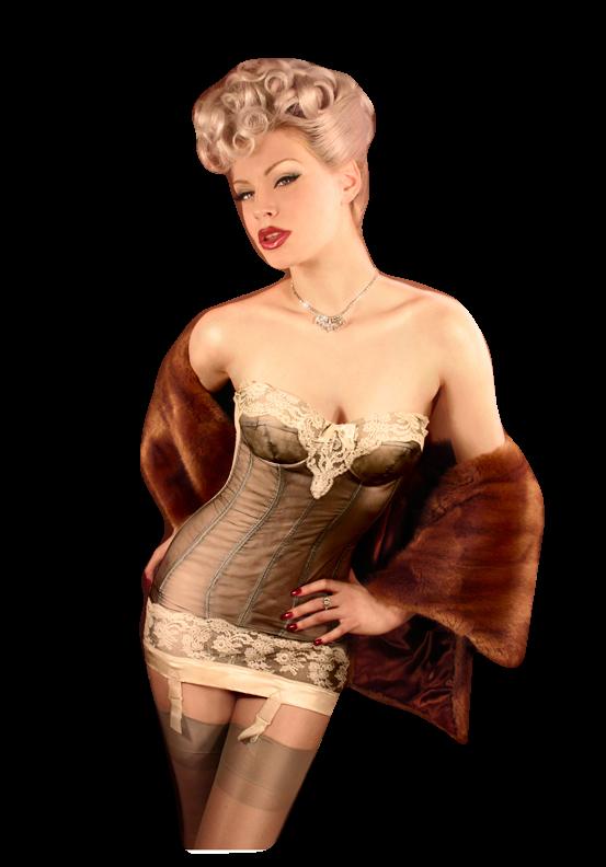 tube Femme glamour!