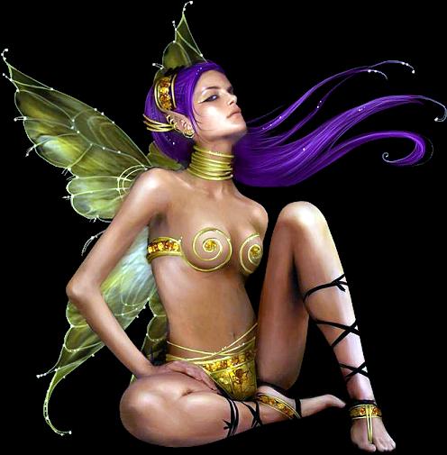 Sexe avec des fées