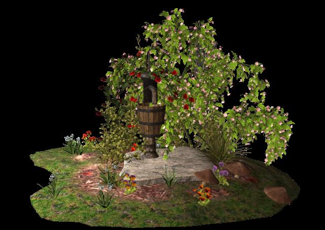 Tubes accessoires jardin for Jardin accessoires decoratifs